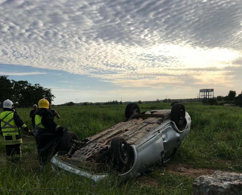 Menina de três anos morre em acidente em Jaguaruna