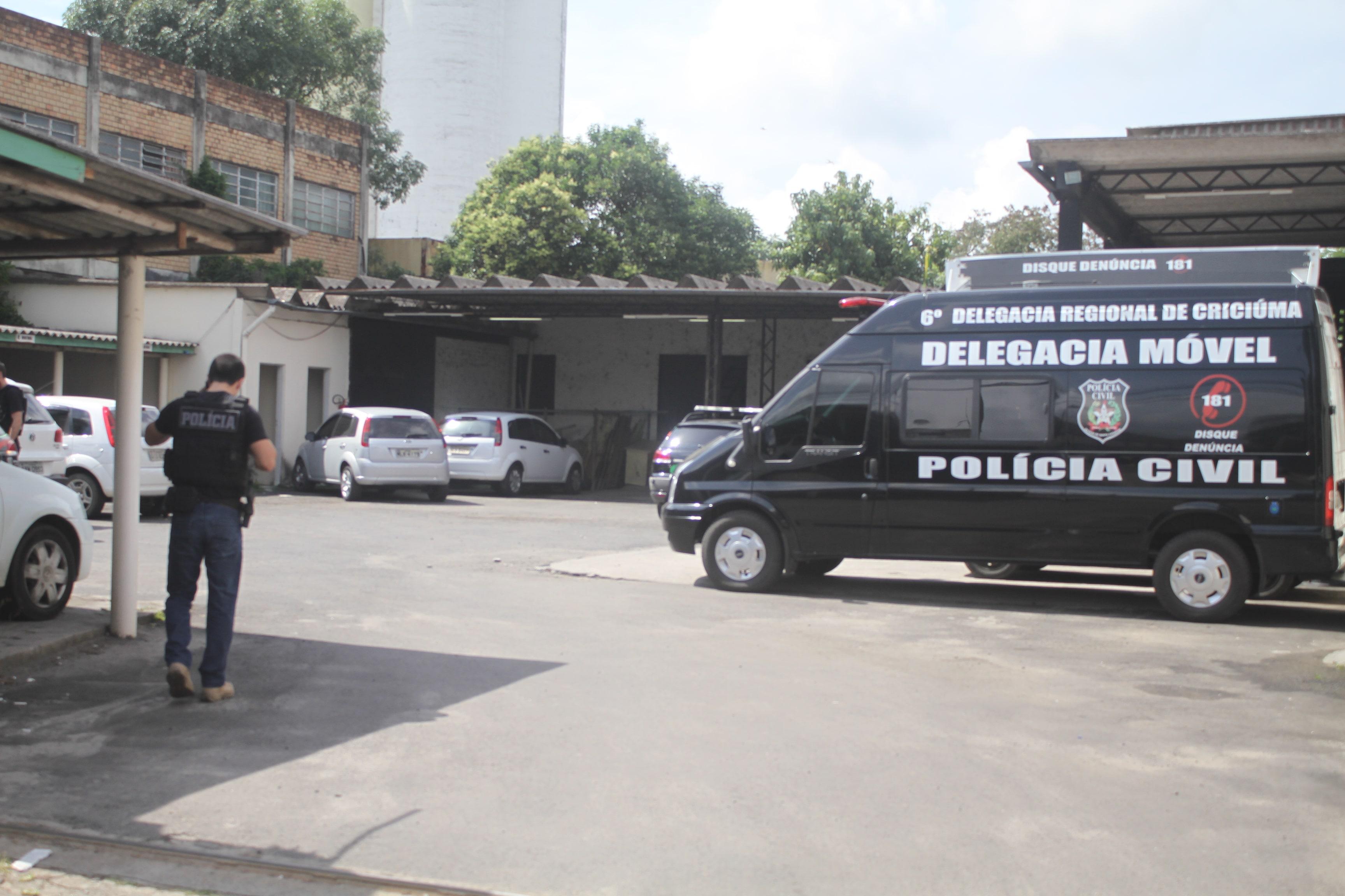 Gêmeos assassinos são presos em Criciúma