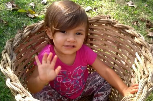 Criança de 2 anos desaparece no interior de Imaruí