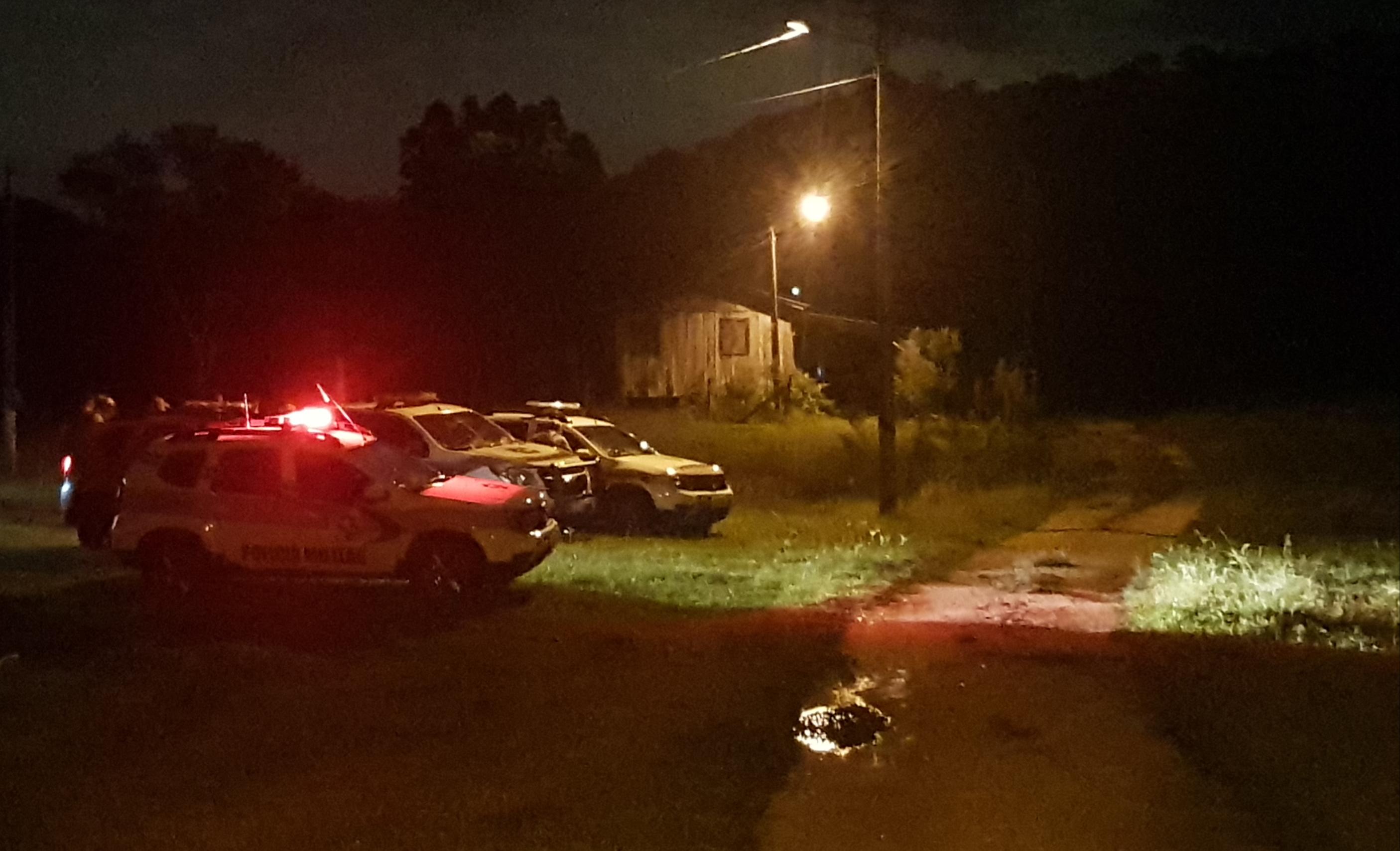 Após bárbaro homicídio, PPT prende bandidos no bairro Jardim Esteves em Criciúma