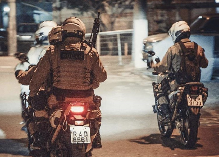 Bandidos invadem residência e roubam veículo no Rio Maina