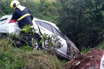 Engenheiro de Criciúma morre em acidente de trânsito em Içara