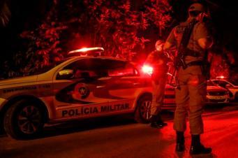Assalto à residência e mulher esfaqueada encerram a noite em Criciúma