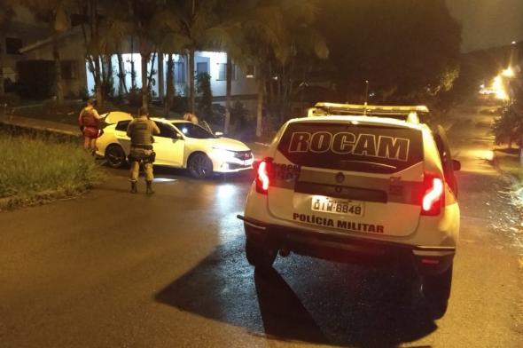 Empresário dono de pub é sequestrado momentaneamente em Criciúma