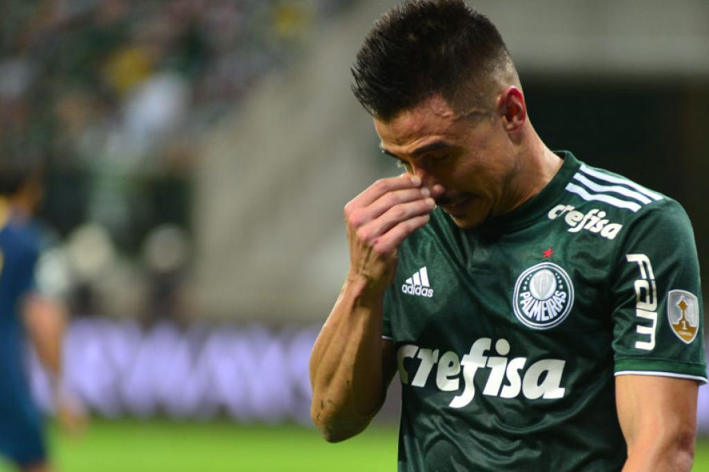 Palmeiras empata e é eliminado da Libertadores; Boca e River disputam a final