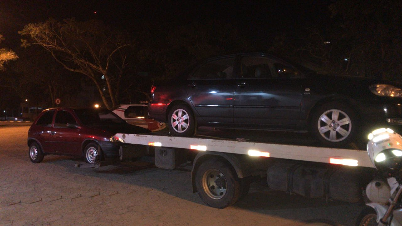 Bandidos rendem vítima e roubam veículo em Criciúma