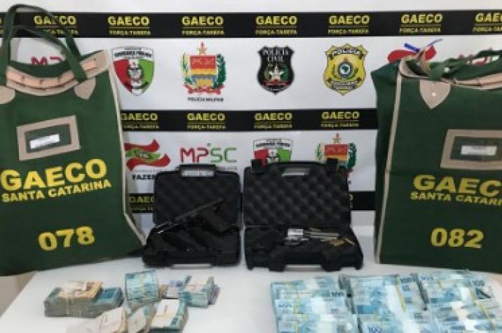 Operação deflagrada na prefeitura de Criciúma investiga contratos criminosos que superam R$ 20 milhões