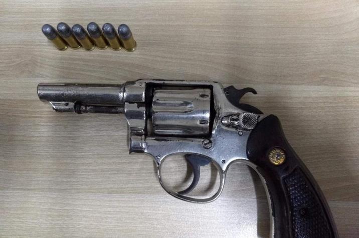 Rocam apreende mais uma arma de fogo em Criciúma