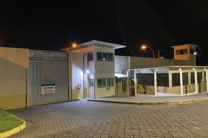 Diversos bandidos que estavam presos são soltos em Criciúma