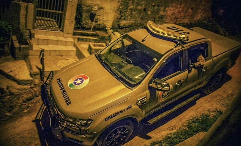 Em andamento: criminosos armados rendem vítima e roubam caminhonete em Criciúma