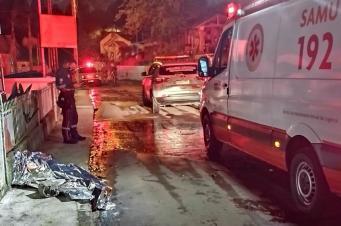 Briga termina em morte em Criciúma; um homem foi morto com golpes de faca