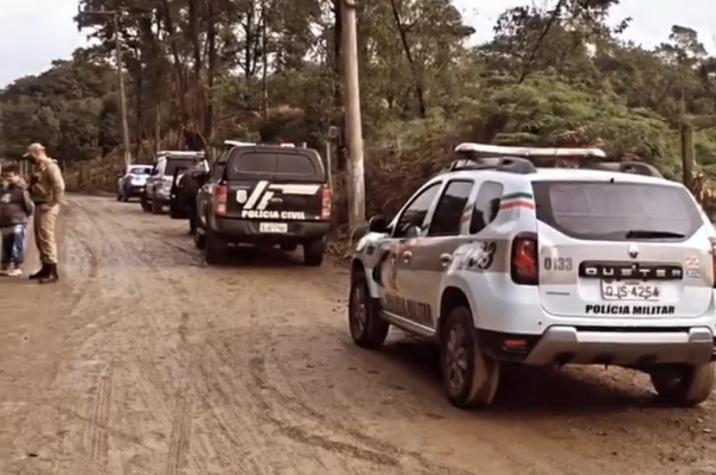 Em andamento: corpo de homem é encontrado jogado em açude em Criciúma