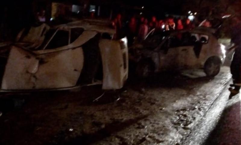 Acidente grave mata quatro pessoas em Morro da Fumaça