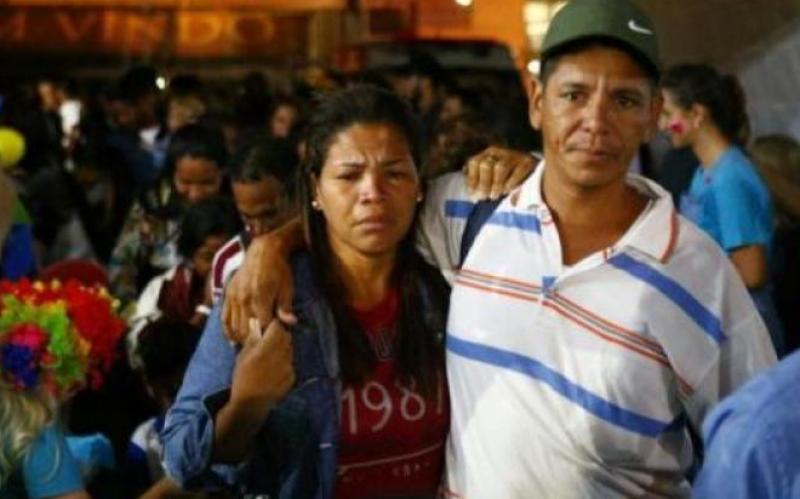 Grande Florianópolis e Sul de SC receberão refugiados venezuelanos