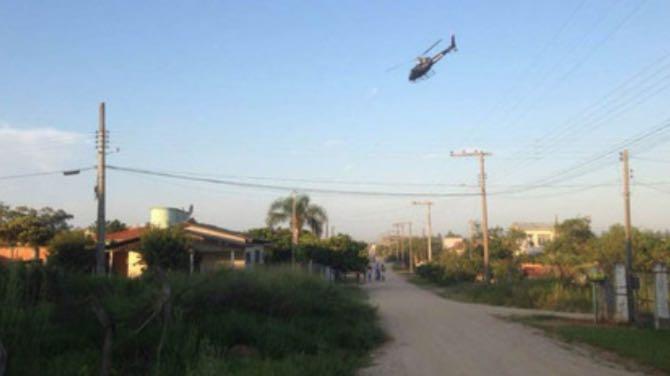 Polícia Civil realiza operação contra o tráfico de drogas no Rincão