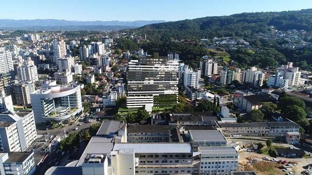 Criciúma terá prédio de 30 andares voltado para saúde