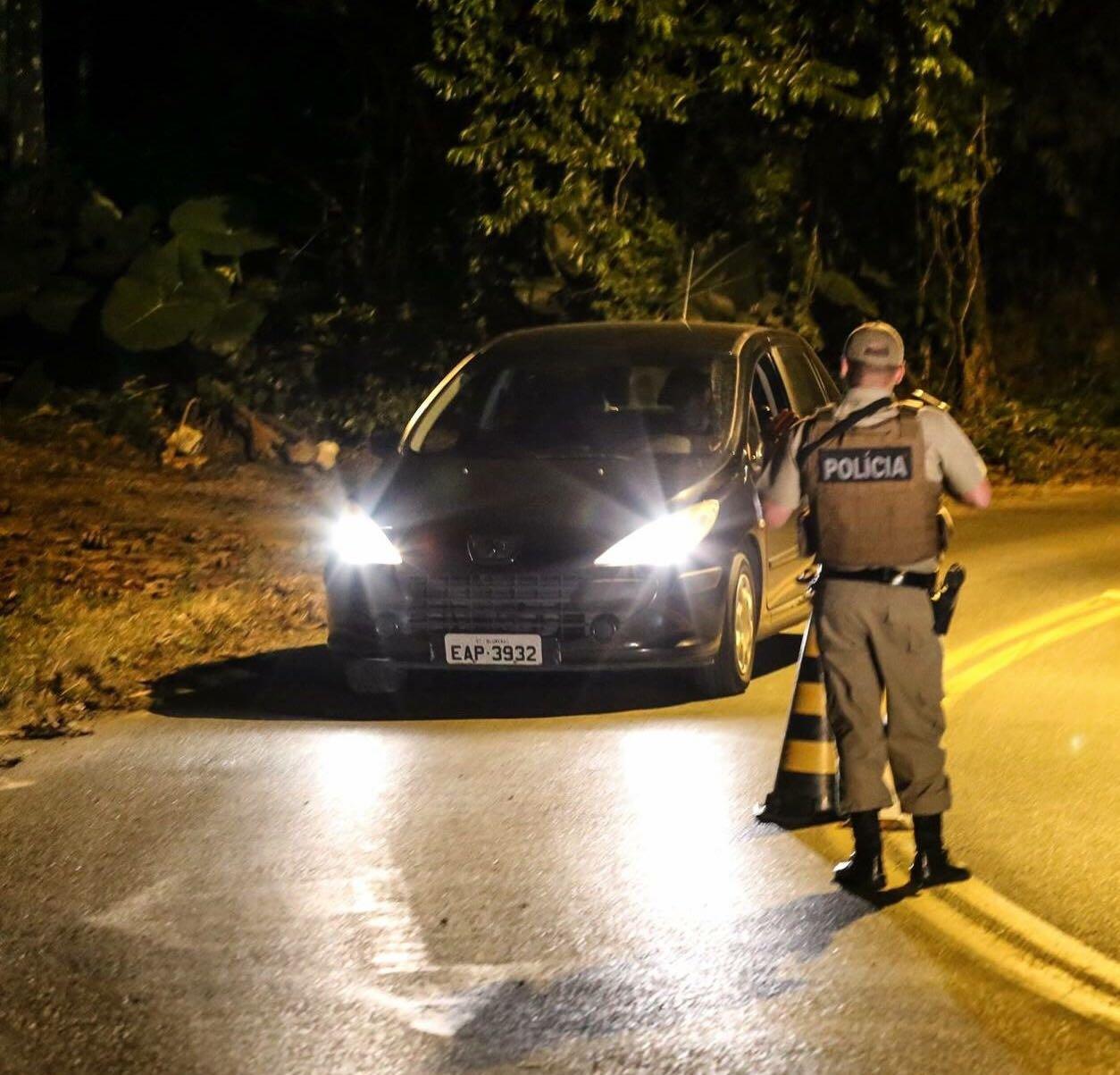 Assalto a residência mobiliza a Polícia Militar
