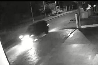 Motorista mata vigilante atropelado e foge sem prestar socorro em Criciúma