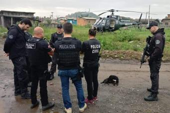 Polícia desarticula organização criminosa na região