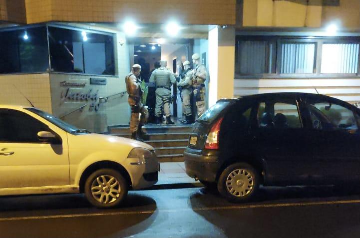 Advogado é preso em flagrante após bater em sua ex-esposa em Criciúma