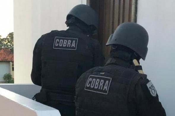 Operação da PM prende 22 suspeitos de tráfico de drogas em Florianópolis