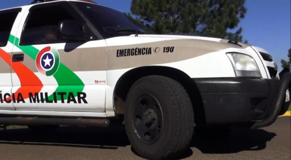 Bandidos cometem roubo em Criciúma