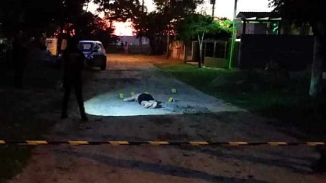 Duplo homicídio é registrado em Araranguá