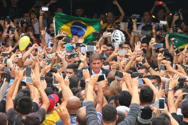 Como surgiu o fenômeno Bolsonaro?