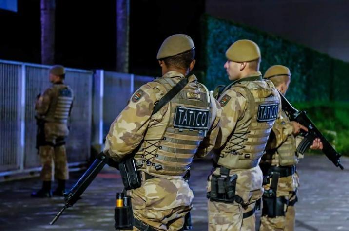 Polícia Militar intervém em assalto e mata bandido no Arroio do Silva
