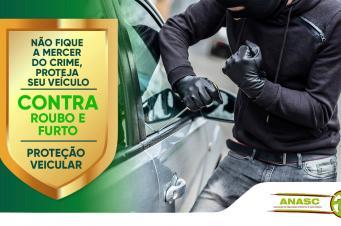 Anasc é referência em proteção veicular na região sul de Santa Catarina