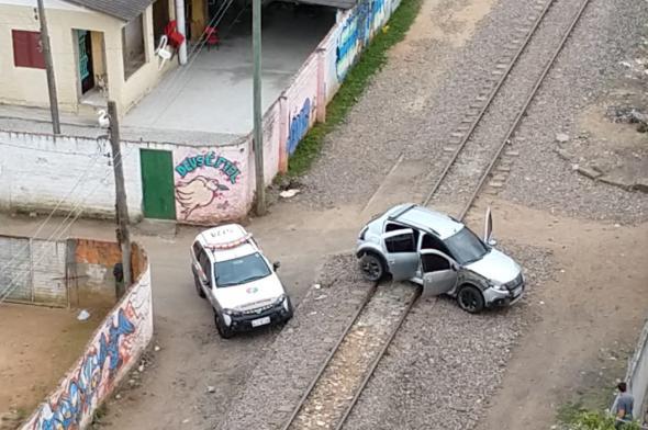 Polícia Militar prende assaltantes em Criciúma
