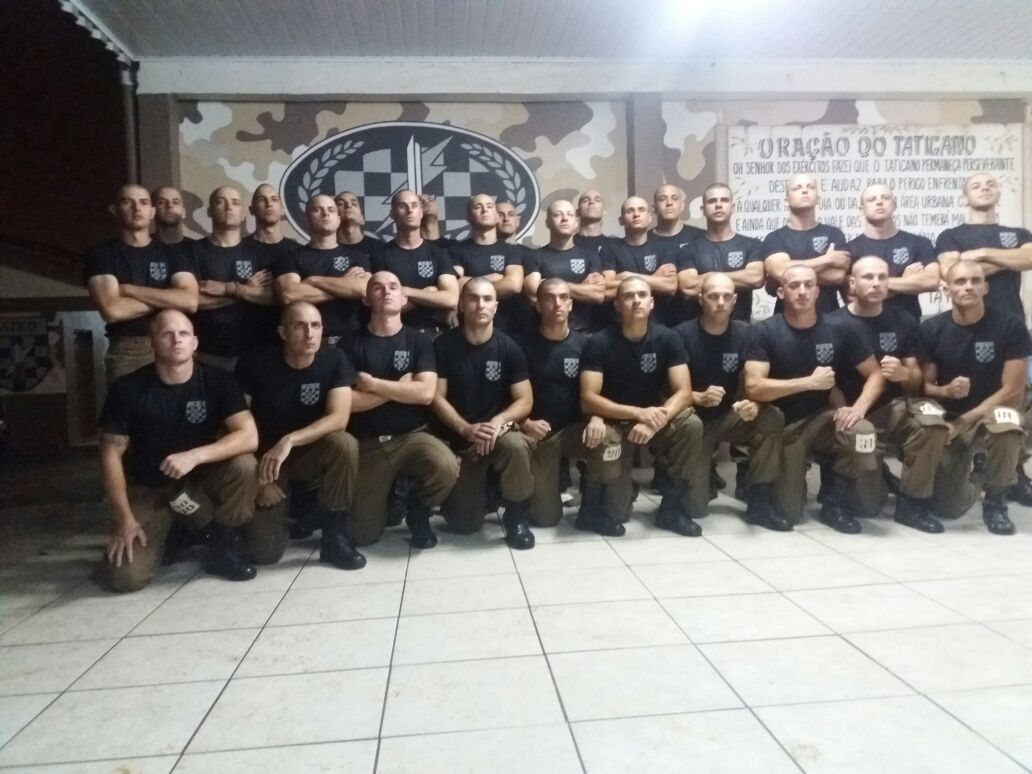 Novos policiais estão aptos a integrarem o PPT