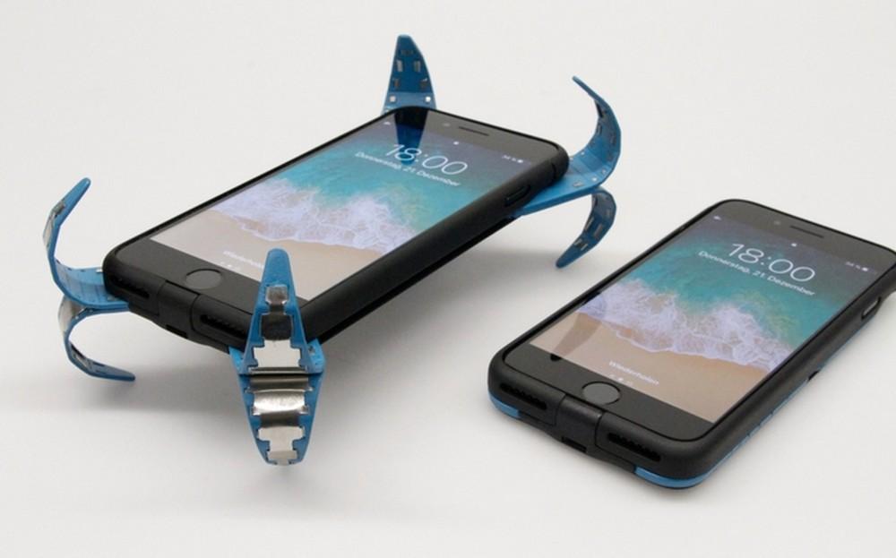 Capinhas diferentes prometem não deixar o celular quebrar