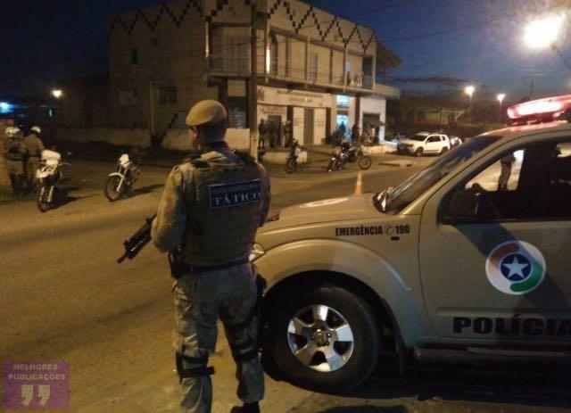 Homem é morto em troca de tiros em Criciúma