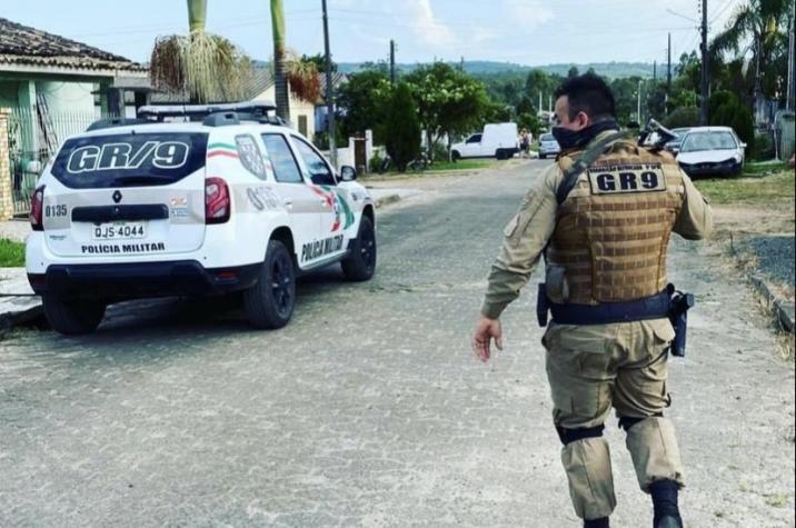GR-9 é destaque em Criciúma: grupo policial lidera prisões e apreensões na cidade