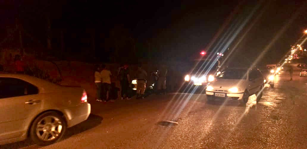 Ciclista morre atropelada no bairro Primeira Linha, em Criciúma