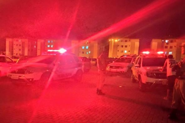 Polícia Militar prende traficante no bairro HG em Criciúma