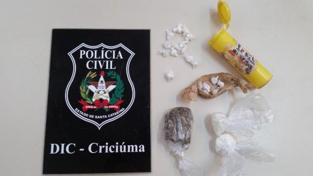 Polícia Civil elucida homicídio em Criciúma