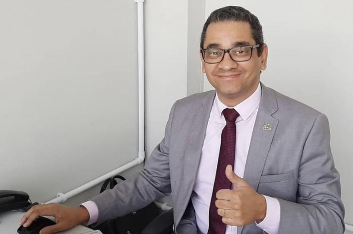 Covid-19: morre professor João Carlos, coordenador do curso de Direito da Unesc