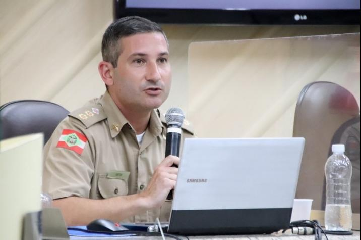 Tenente-coronel Sandi Sartor assume comando do 9º BPM