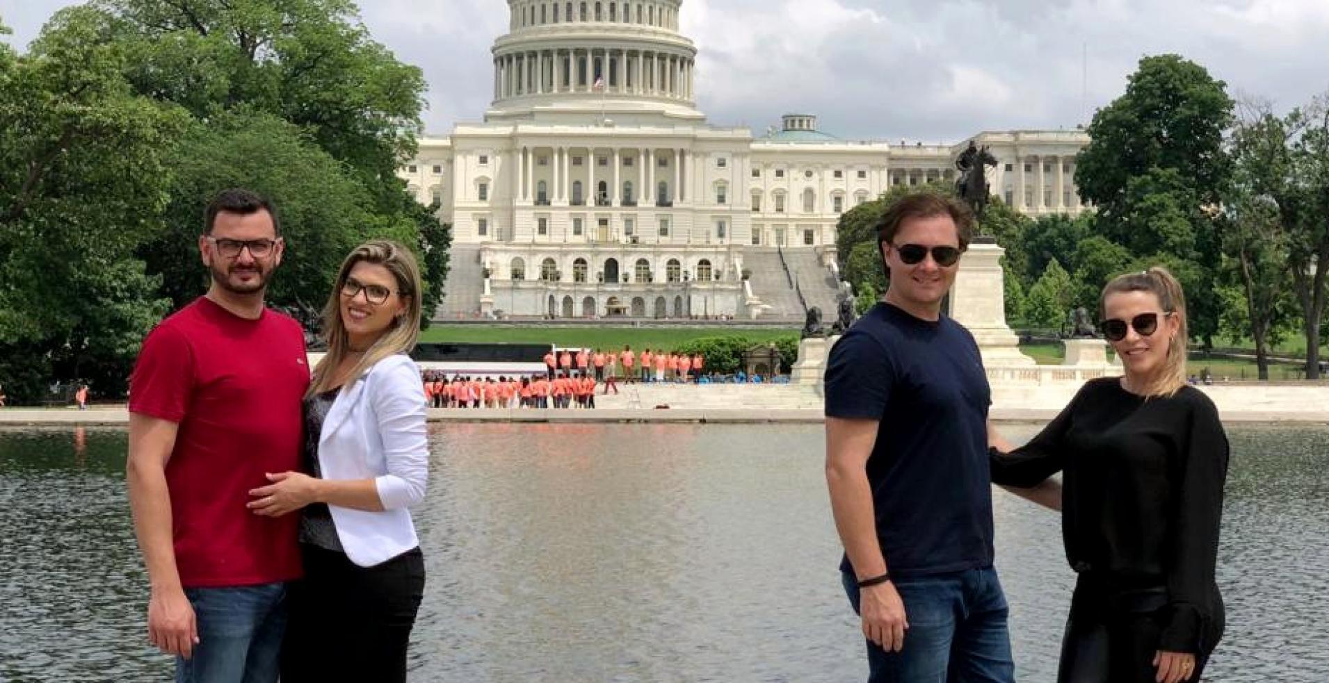 ROAD TRIP em casais PARTE 2: Pedalando em  Washington D.C.