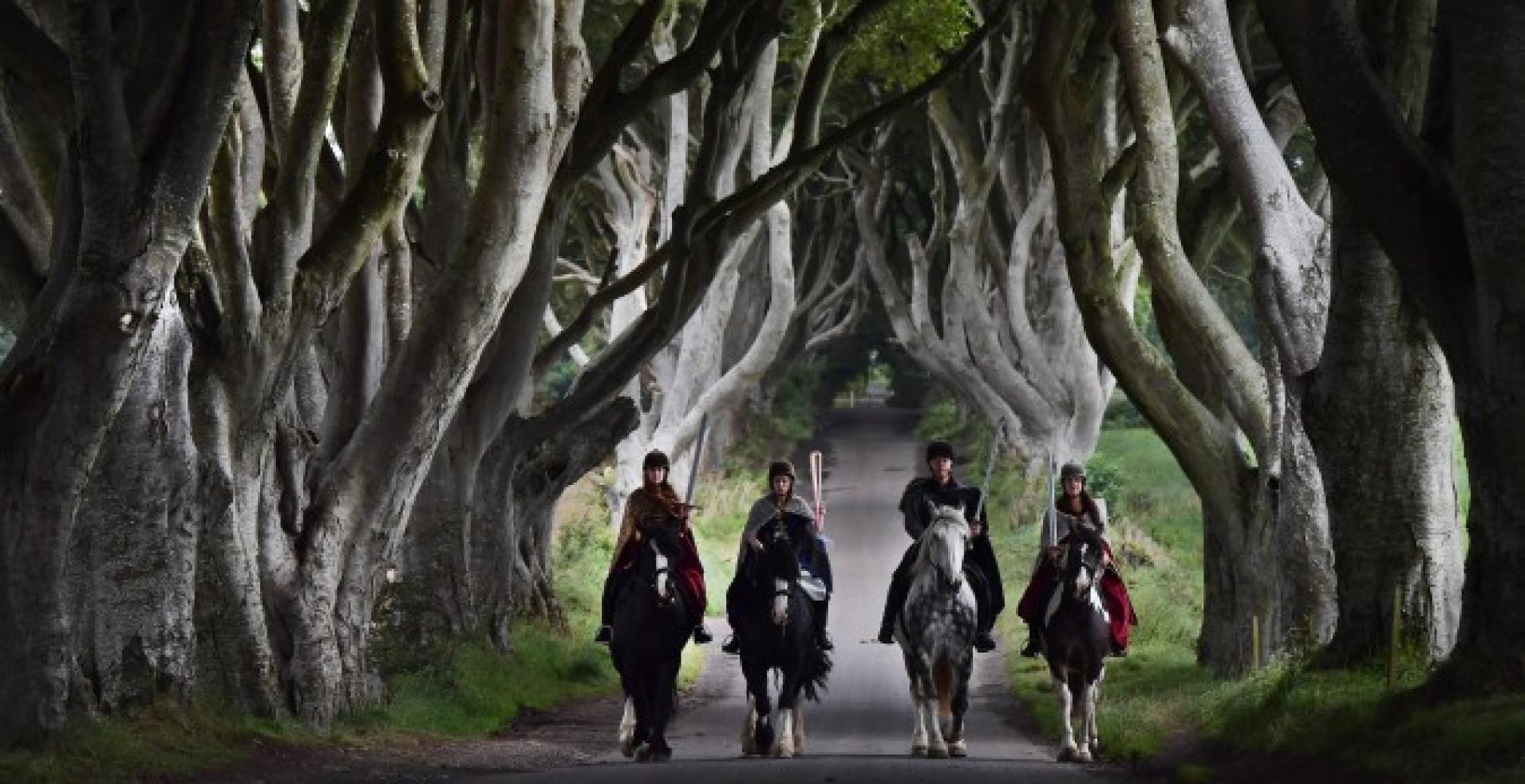 Game Of Thrones Lovers: Lugares na Irlanda do Norte para conhecer