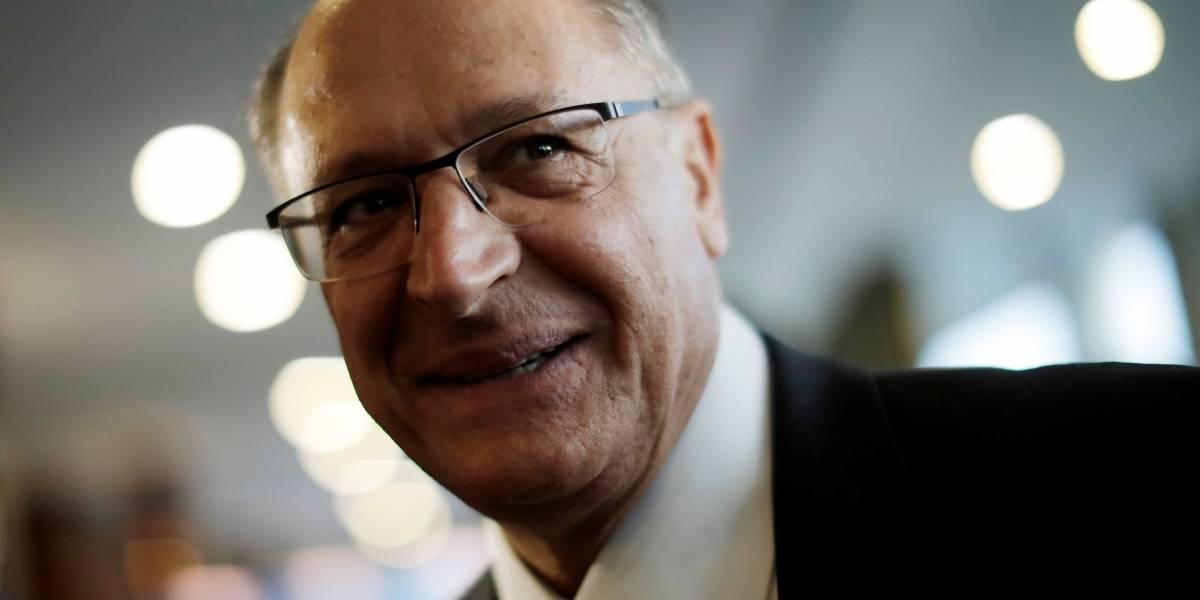 Geraldo Alckmin estará em Criciúma neste sábado