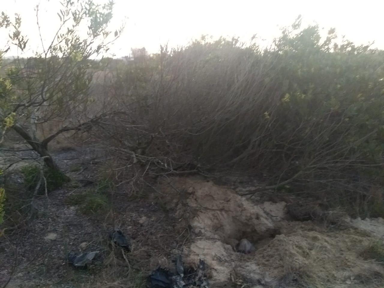 Mãe encontra corpo de filho assassinado em Balneário Rincão