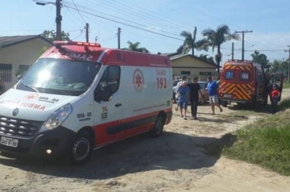 Acidente de trabalho causa morte de funcionário da Prefeitura de Araranguá