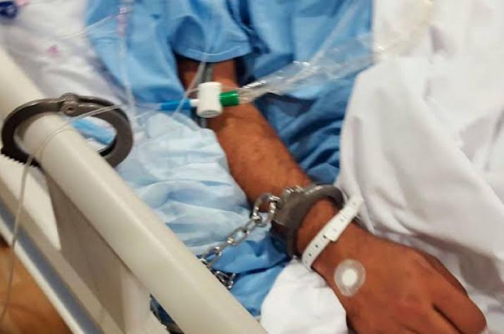 Criminoso em retorno de saída temporária tenta entrar no presídio com três celulares no estômago em Criciúma