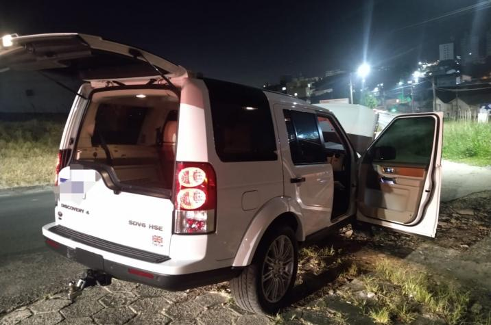 Embriagado, empresário é preso pela Polícia Militar em Criciúma