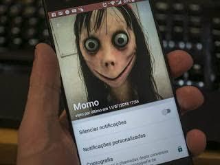 Boneca Momo reacende debate sobre segurança infantil na web