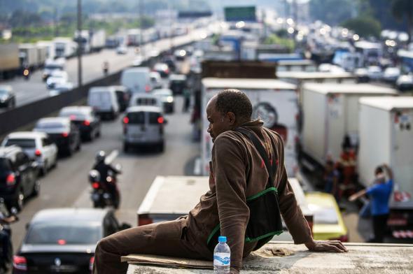 Caminhoneiros descartam nova greve