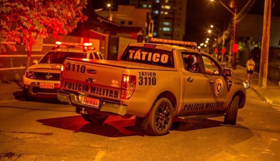 Polícia Militar prende bandido em Criciúma e frusta ataque a caixa eletrônico